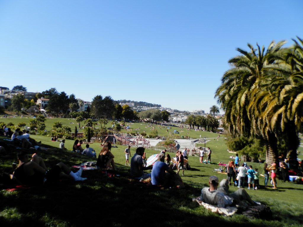 Parque Mission Dolores, San Francisco