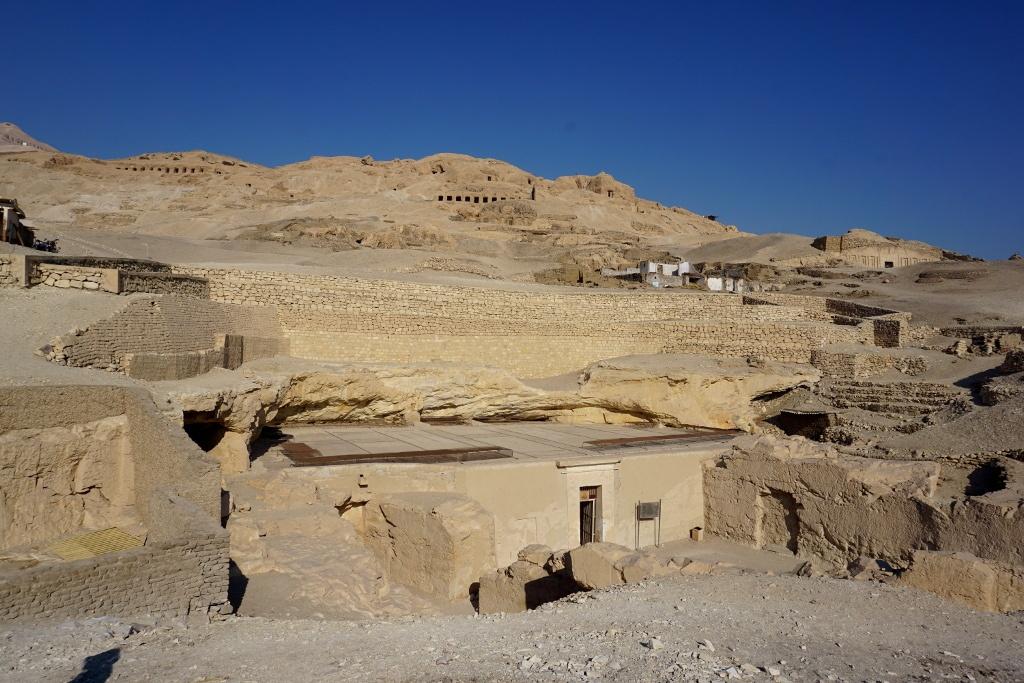 Valle de los Nobles, Egipto