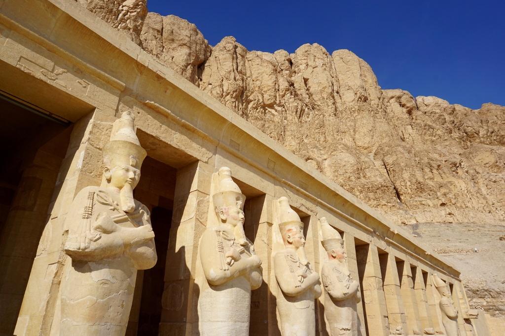 Templo de Hatshepsut, Egipto