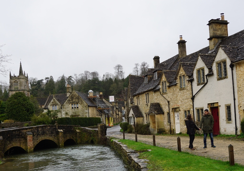 Castle Combe, Costwolds