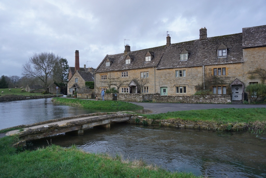 Lower Slaughter, Costwolds