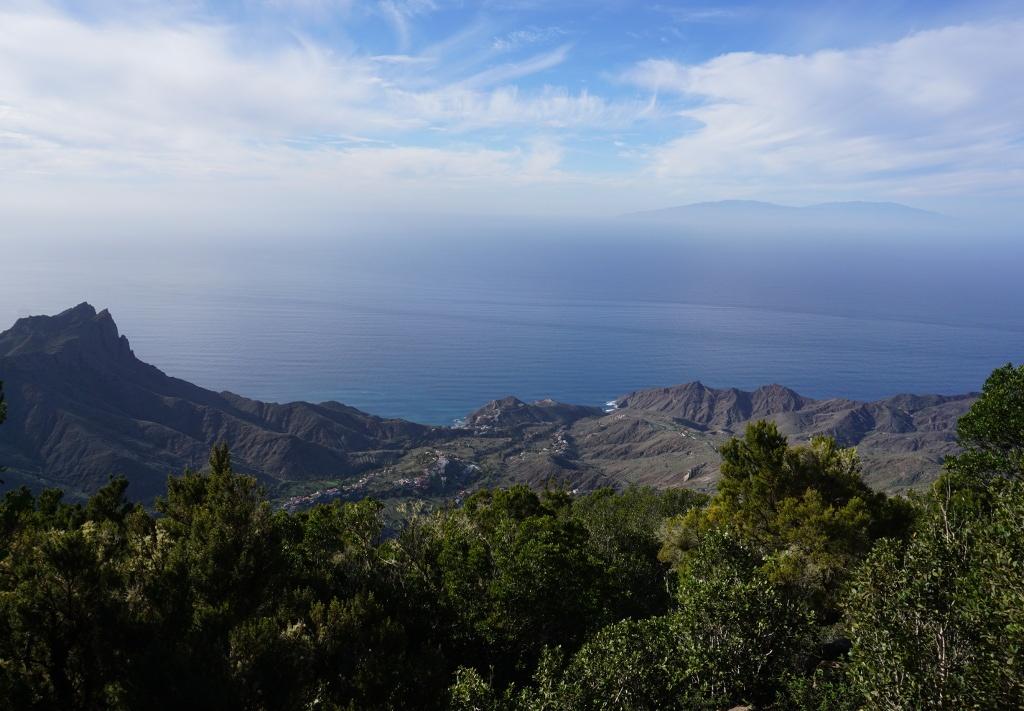 Los Barranquillos, los mejores senderos de La Gomera