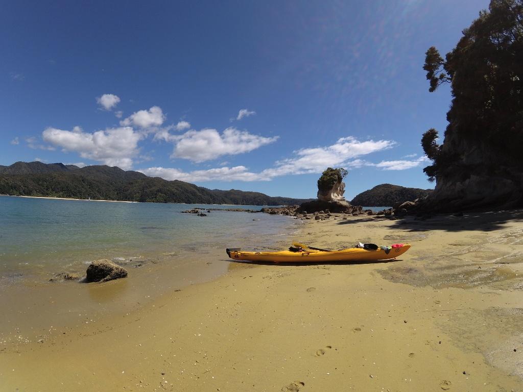 Isla Adele, Abel Tasman Coast Track