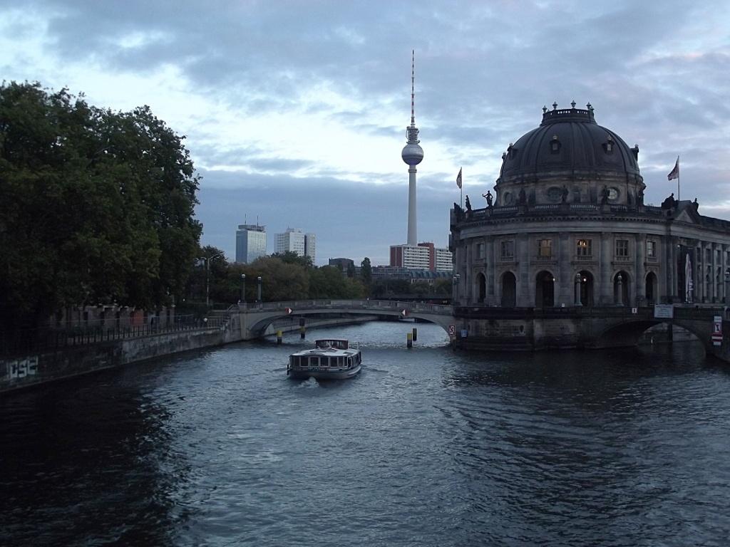 Isla de los museos, Berlín. Alemania.