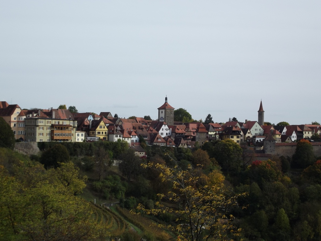 Rothenburg ob der Tauber, Alemania.