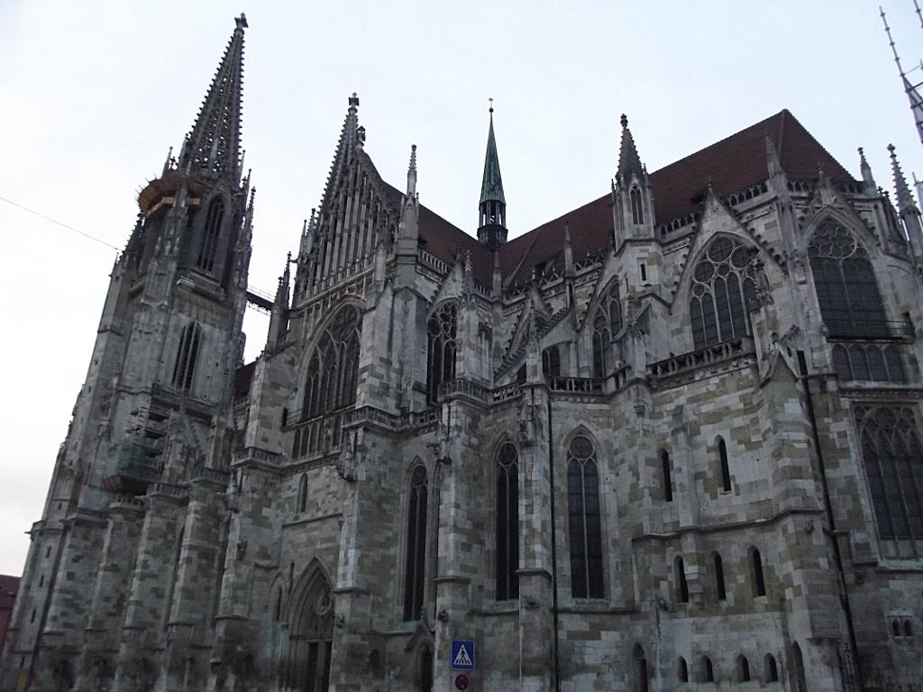 Dom Sankt Peter, Ratisbona, Alemania