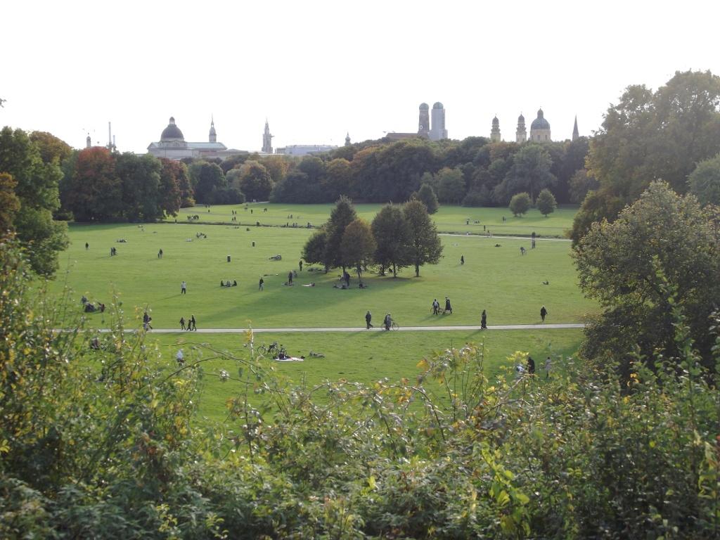 Englischer Garten, Munich. Alemania.