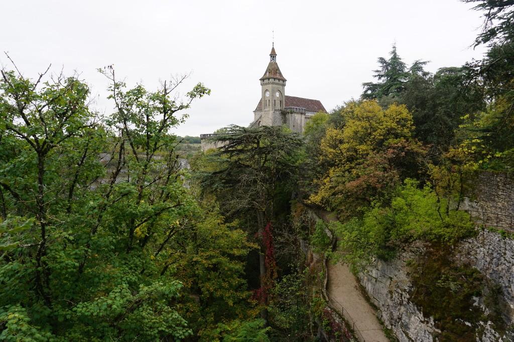 Rocamadour, Dordoña, Francia