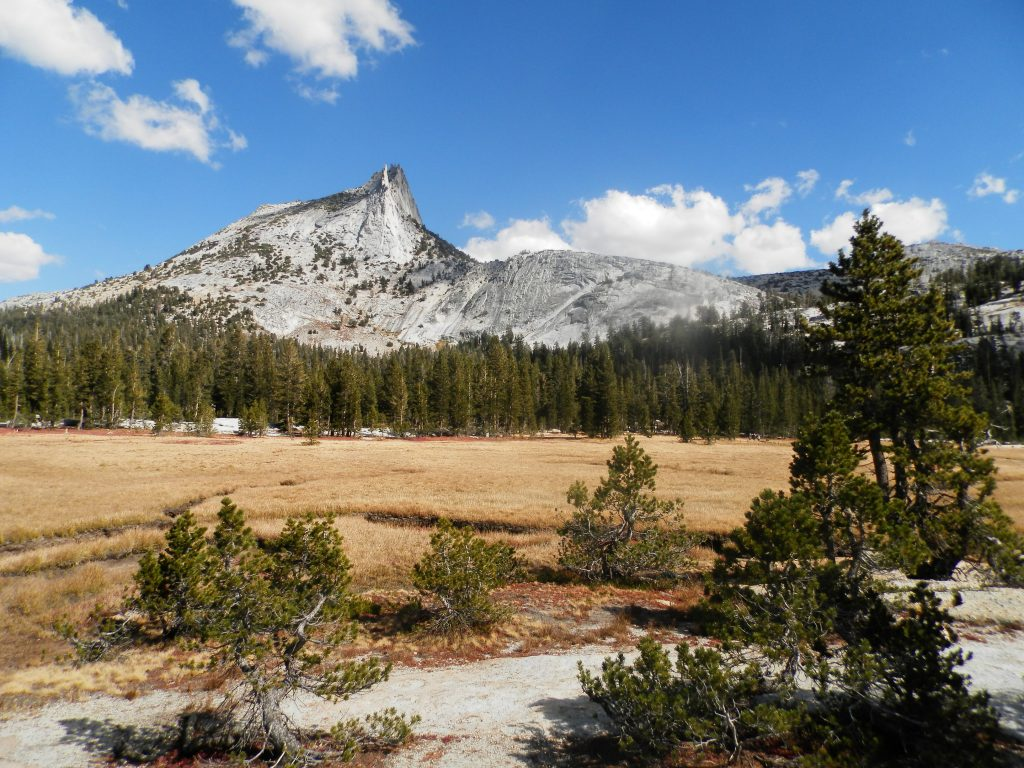 Cathedral Lakes Trail, Yosemite National Park