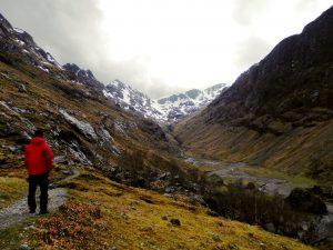 Escocia The Hidden Valley