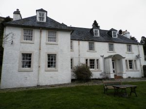 Escocia B&B Conchra House