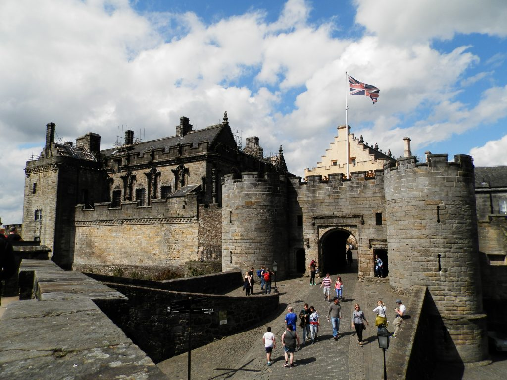 Escocia Stirling Castle