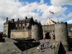 Escocia Stirling Castle