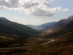 Escocia Carreteras