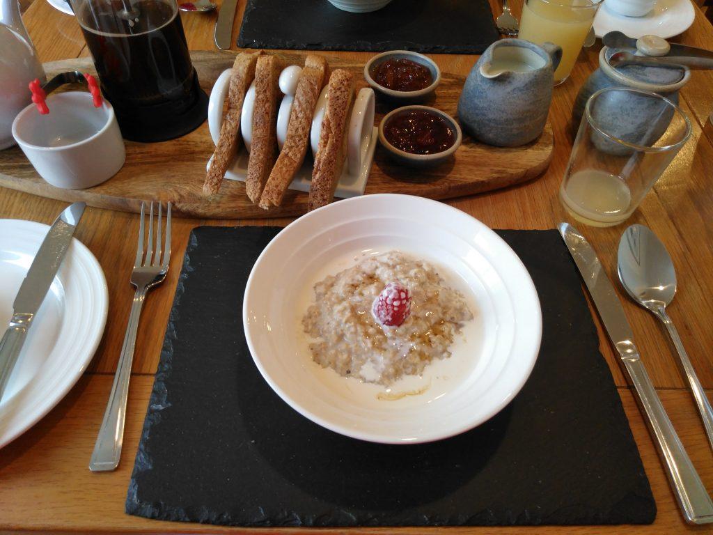 Escocia Porridge