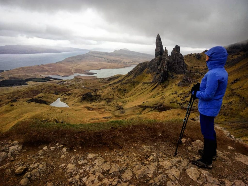 Escocia The Old Man of Storr