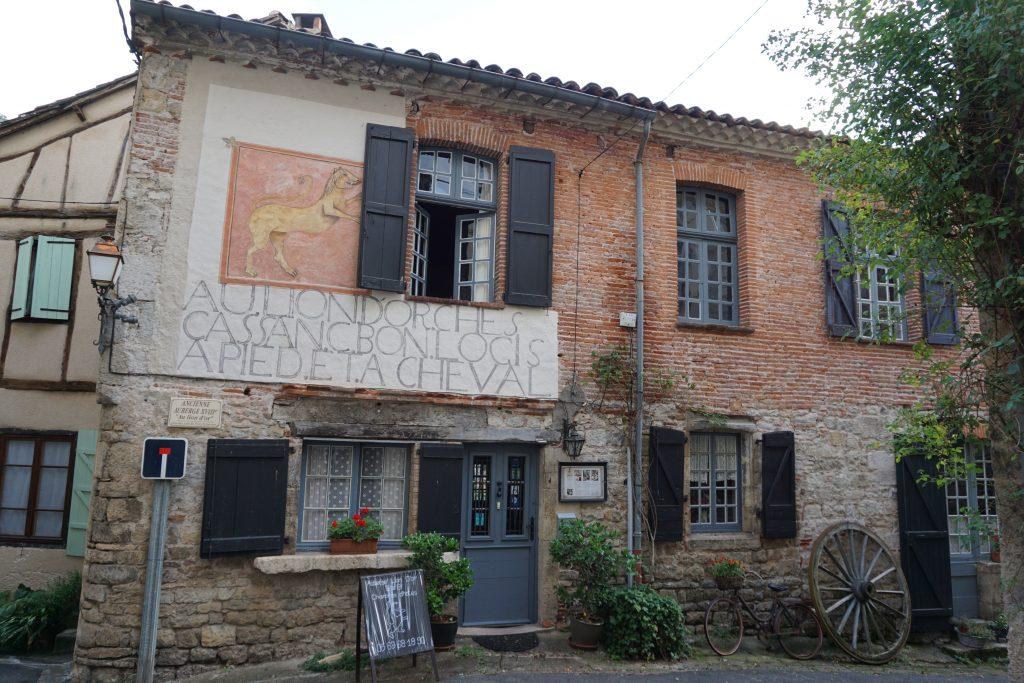 Saint Antonin Noble Val