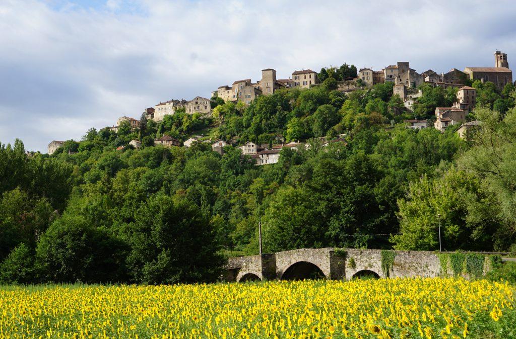 Cordes-sur-Ciel, Occitania