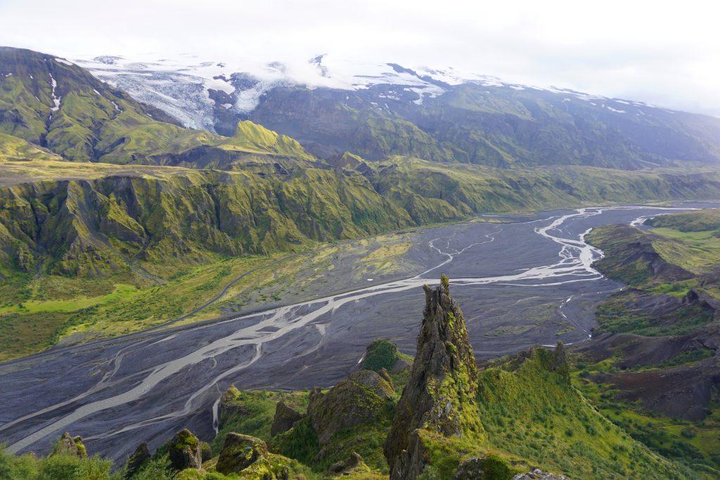Trekking Laugavegur, Islandia