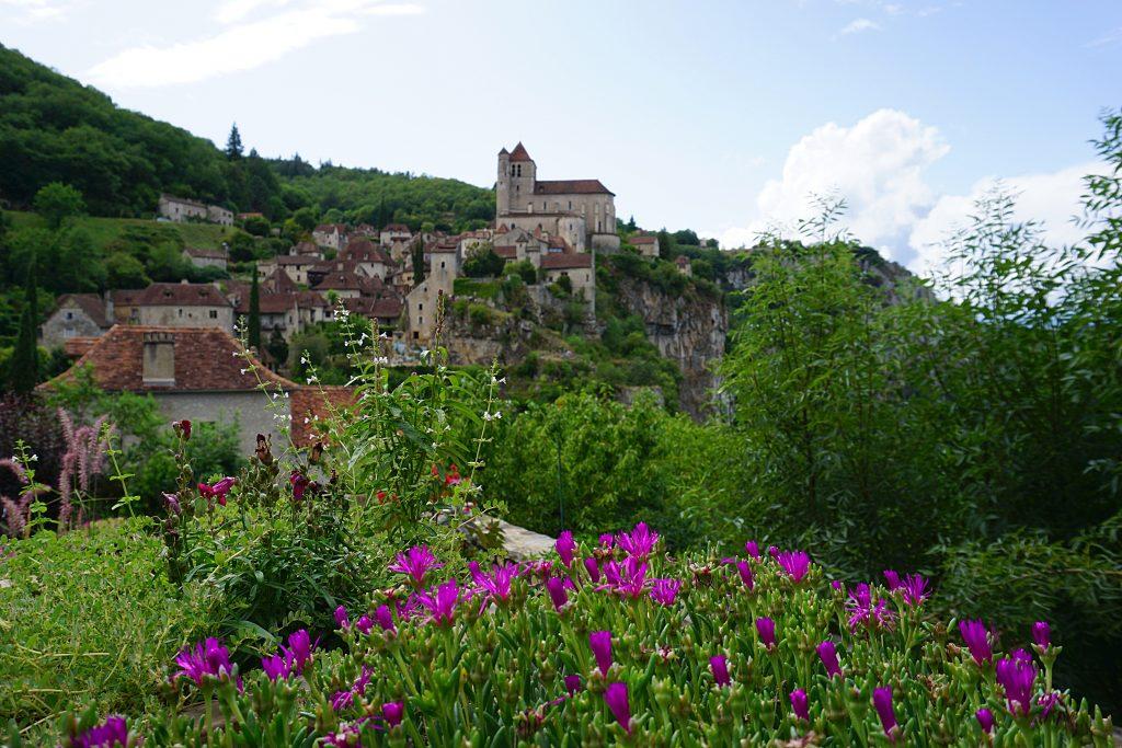Saint-Cirq-Lapopie, Occitania