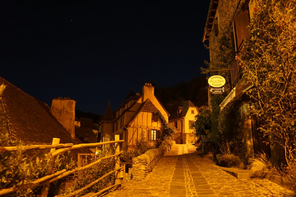 Conques, Occitania
