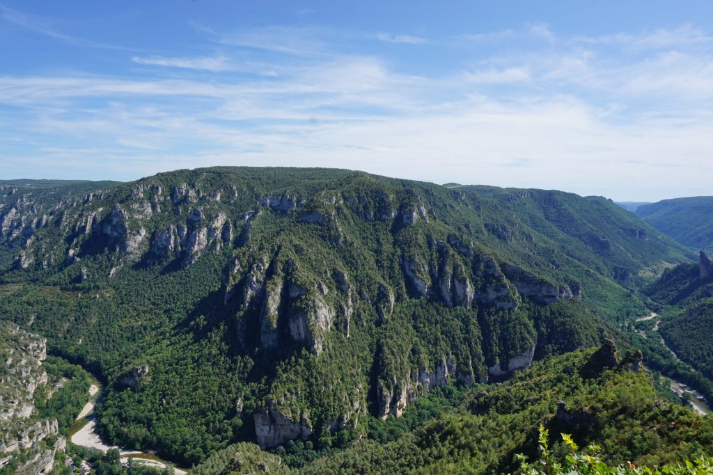 Sublime Point, Gorges du Tarn