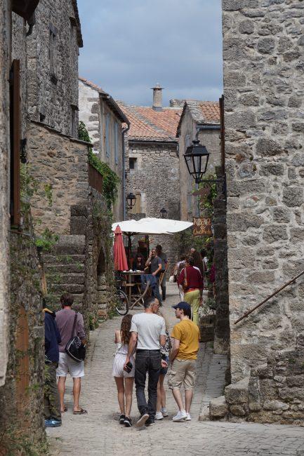 Le Couvertoirade, Occitania