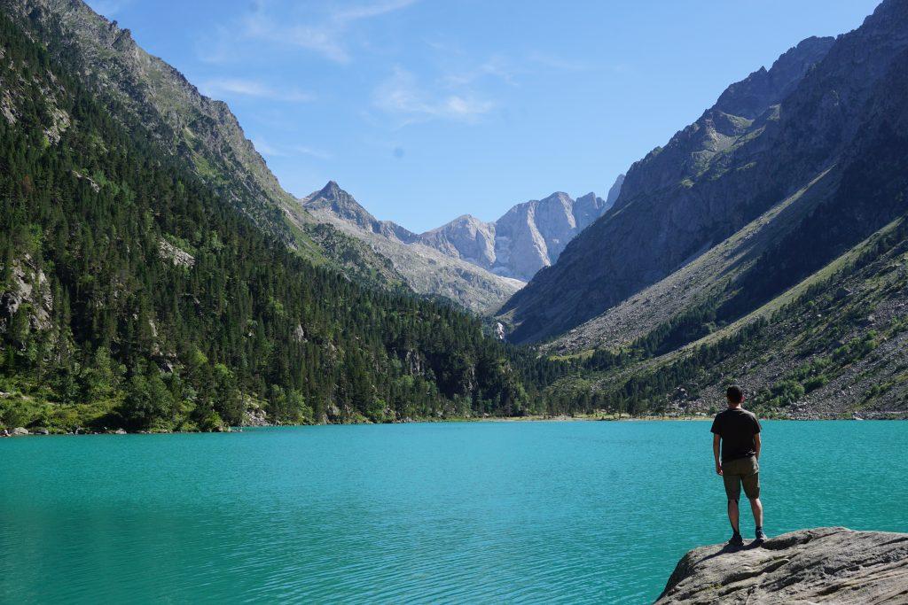 Lac du Gaube, Occitania