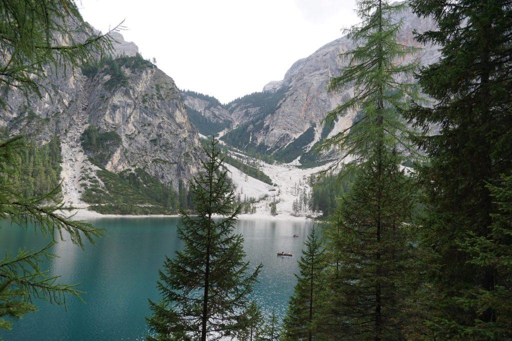 Lago di Braies, Dolomitas