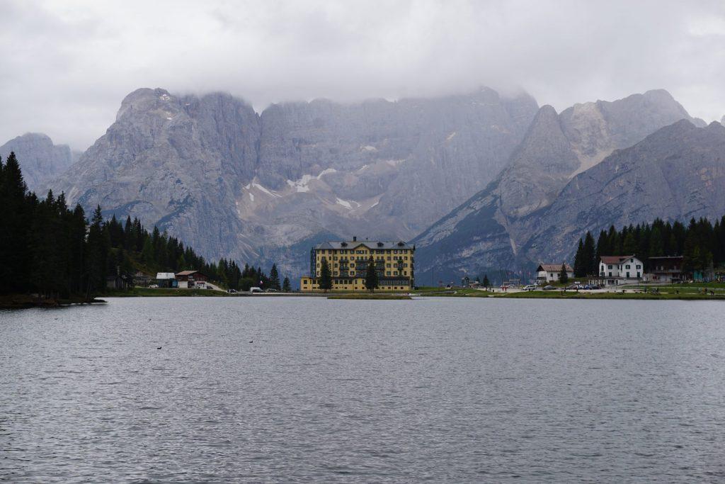 Lago de Misurina