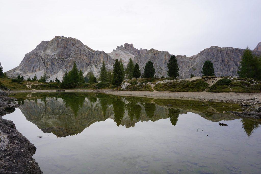 Trekking Lago di Limides, Dolomitas