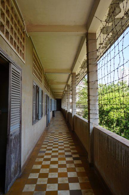 Tuol Sleng, Prisión S-21. Camboya
