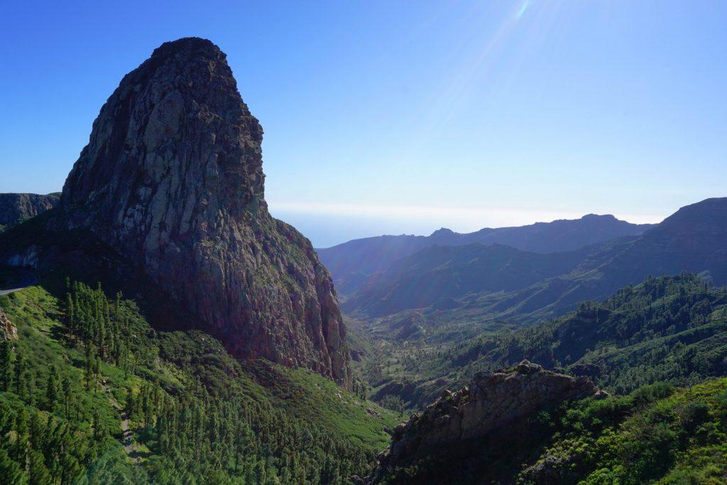 Mirador Los Roques, La Gomera