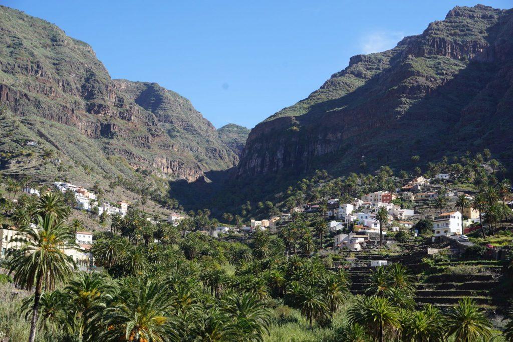 Valle de Gran Rey, La Gomera