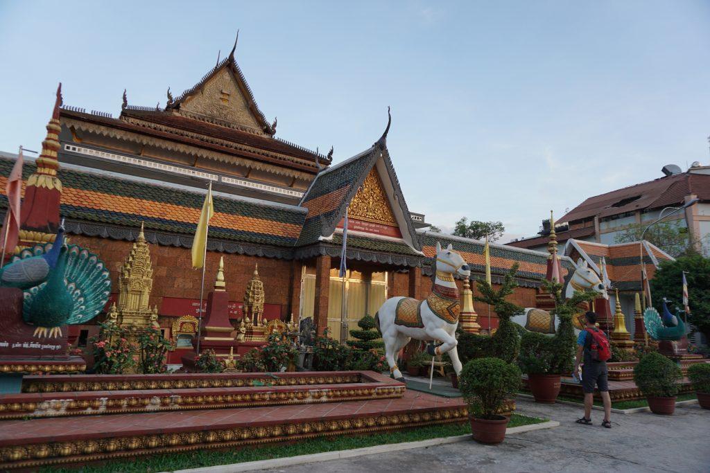 Templo Wat Prom Rath, Siem Reap, Camboya