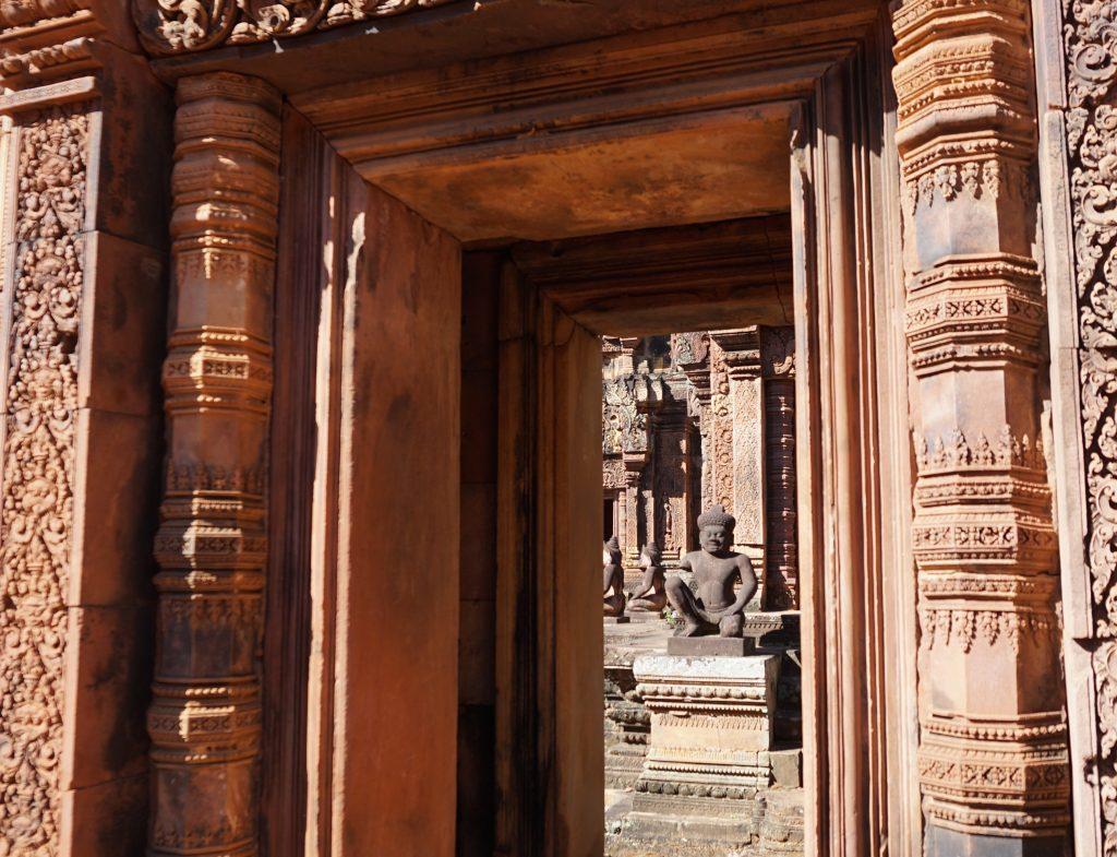 Detalle Banteai Srei