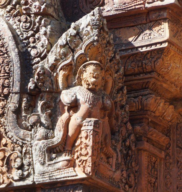 Figura Banteai Srei