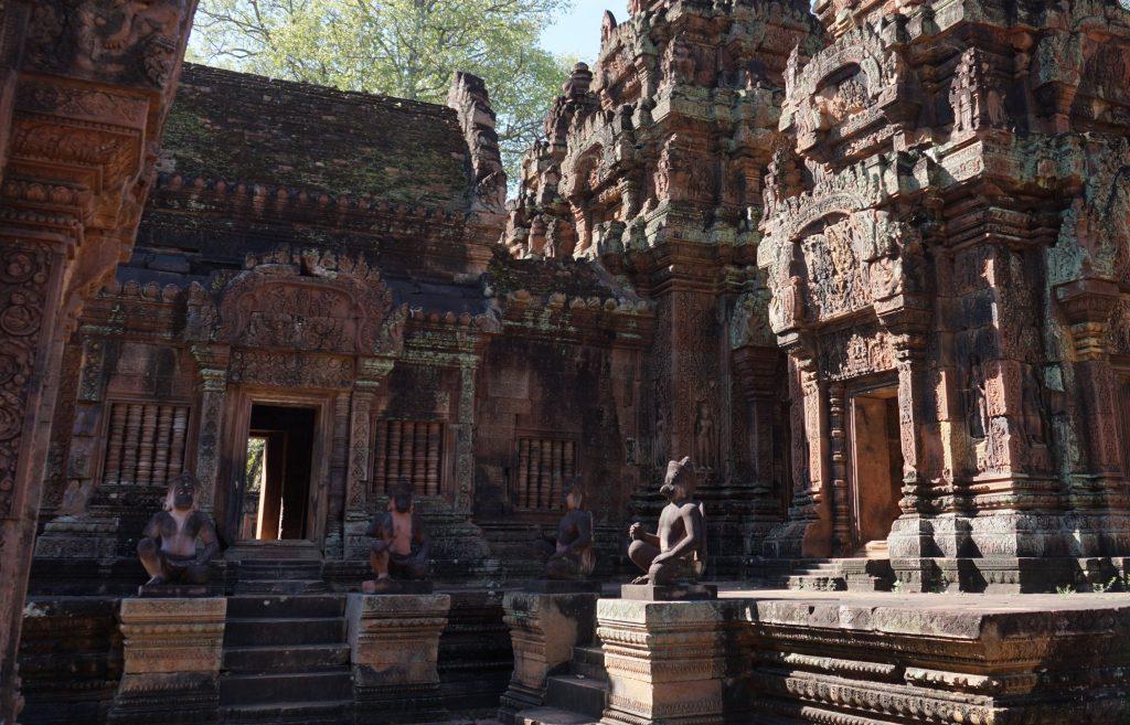 Templo Banteay Srei