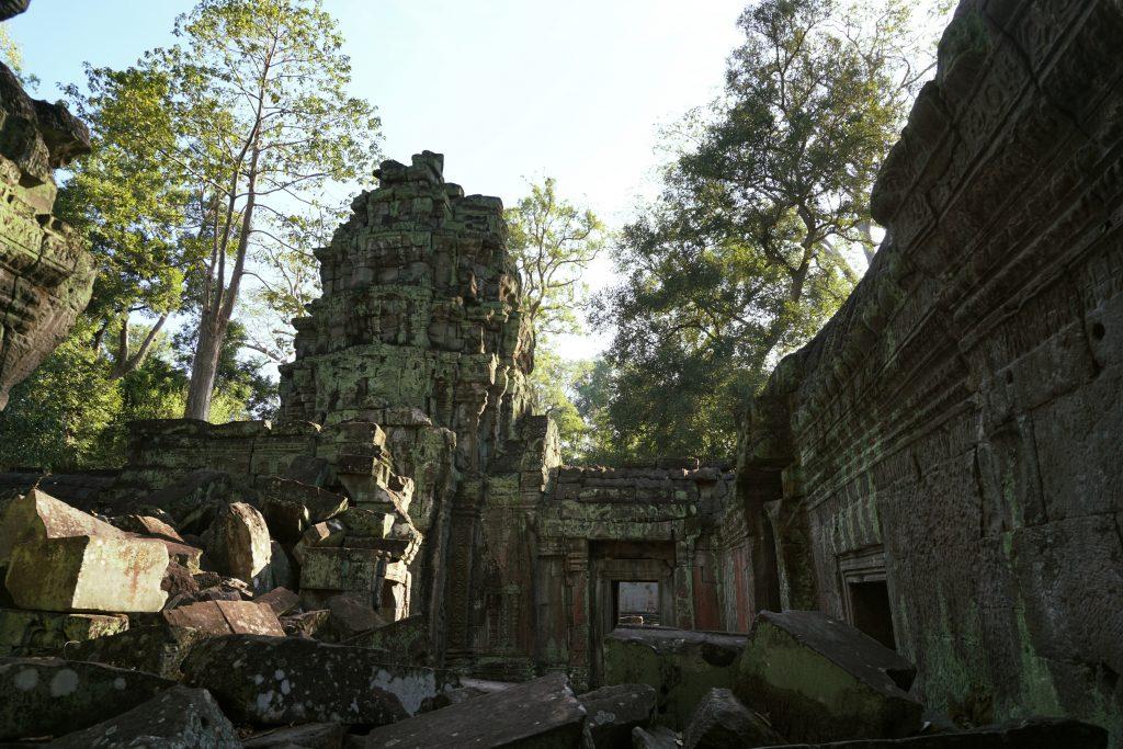 Templo Ta Phrom