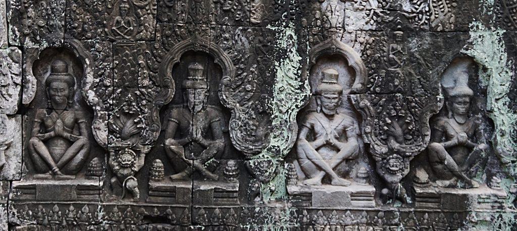 Templo Preah Khan, templos de Angkor