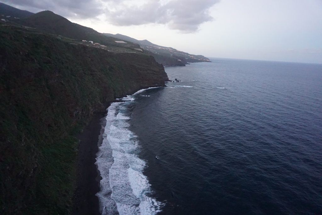 Playa de Nogales, Isla de La Palma
