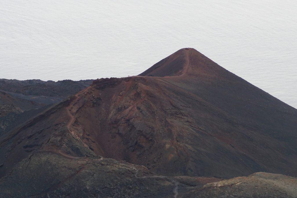 Volcán Teneguía, Isla de La Palma