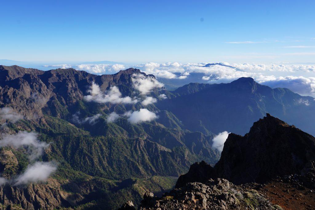 Mirador Roque de Los Muchachos, La Palma