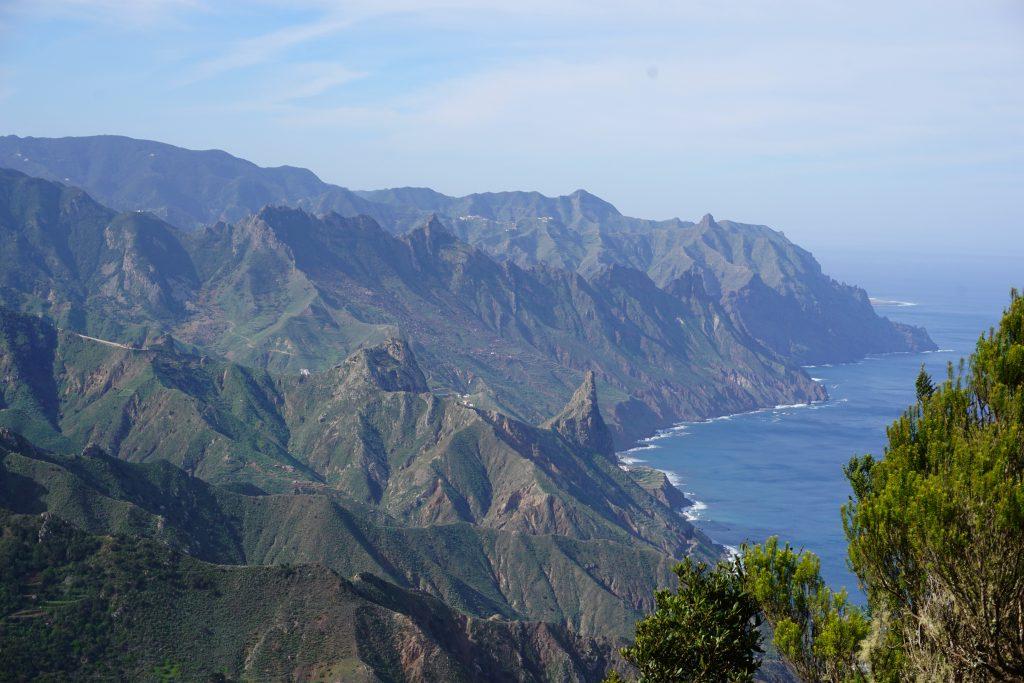 Mirador del Sendero de El Pijaral (Bosque encantado), Tenerife