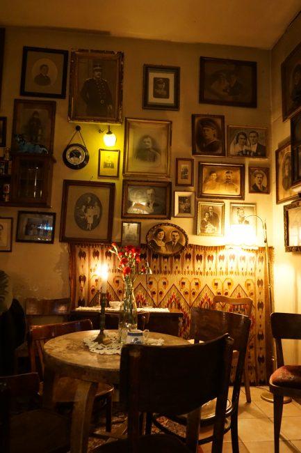 Cafetería Mleczarnia, Cracovia