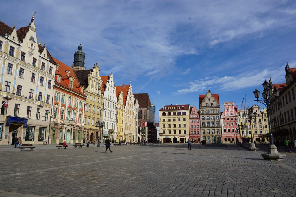 Plaza del Mercado de Breslavia