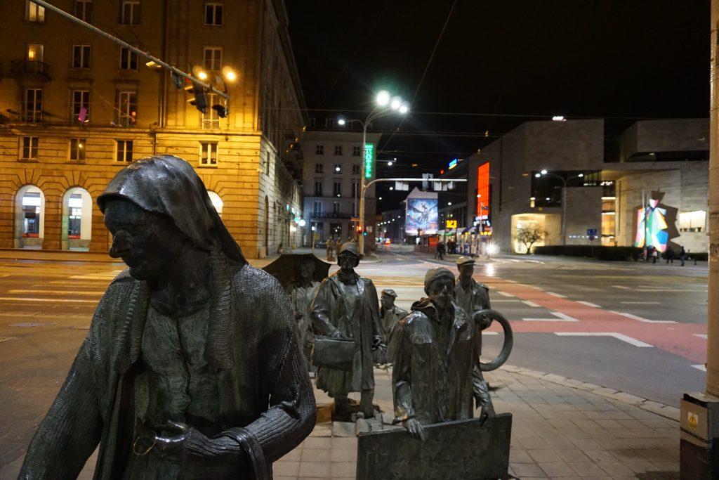 Monumento al Transeúnte anónimo, Breslavia