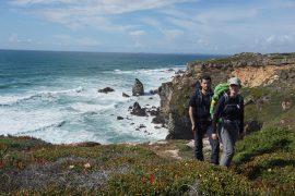 Trilho dos Pescadores, el impresionante sendero portugués