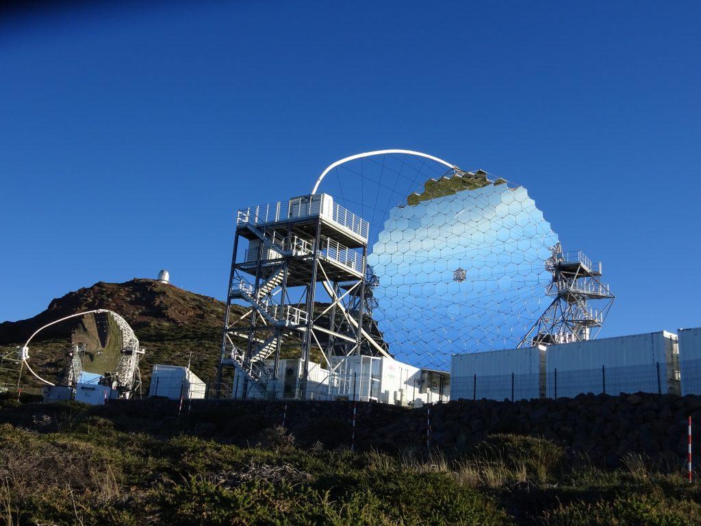Observatorio astronómico Roque de Los Muchachos, La Palma