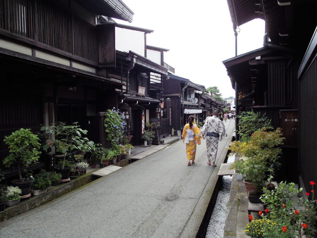 Japón, Takayama